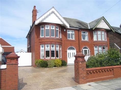 blackpool house 4 bedroom semi detached house for sale in windermere road