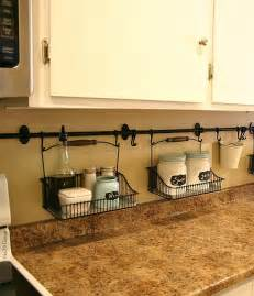 Organization Ideas For Kitchen ideas for organizing a small kitchen