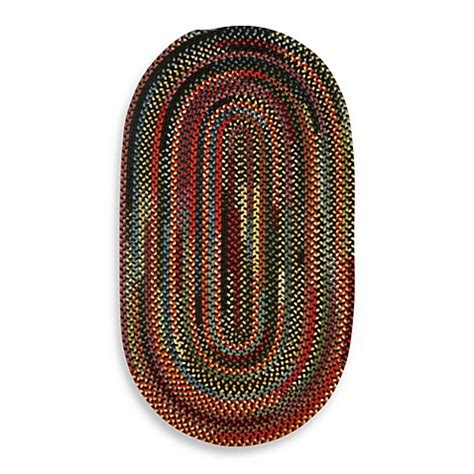 braided bathroom rugs capel rugs sherwood forest braided oval rug in multi bed