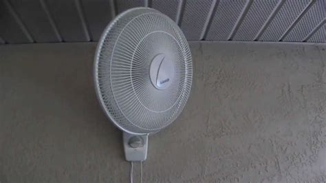 lasko wall mount fan lasko wall mounted oscillating fan