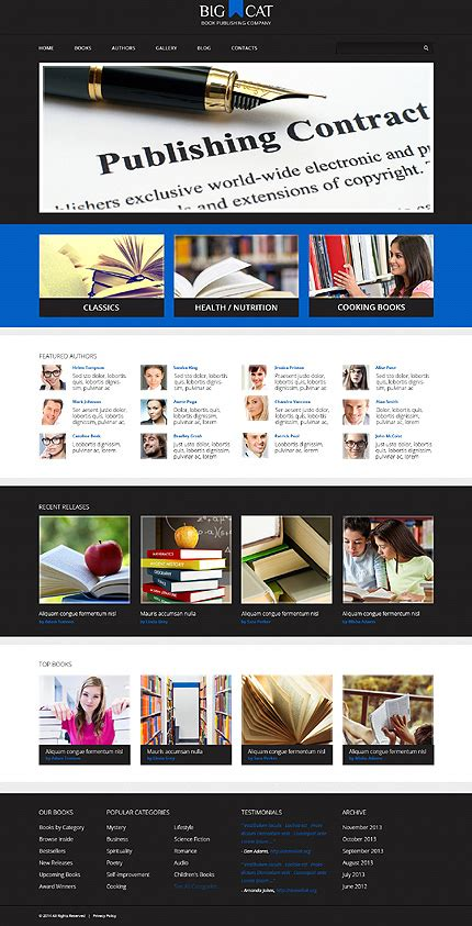 wordpress themes design inspiration study inspiration 50 best education wordpress themes