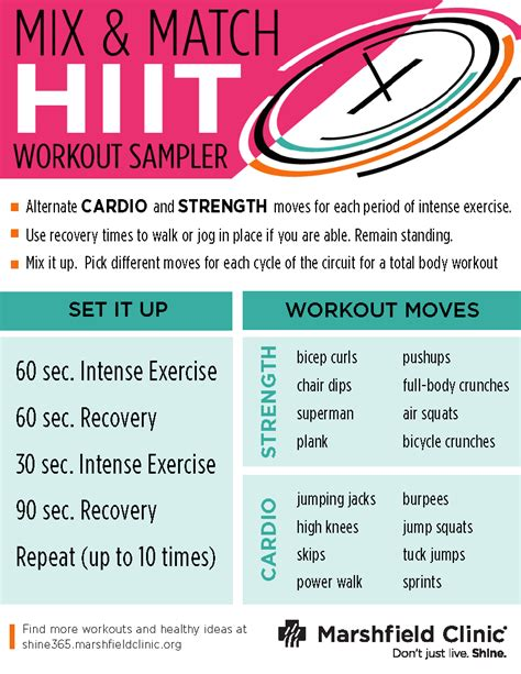 best hiit workouts are you ready for a hiit workout shine365 from