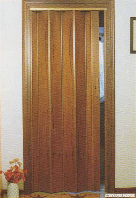 porta a soffietto pin porta a soffietto scorrevole in nicchia e combinazione
