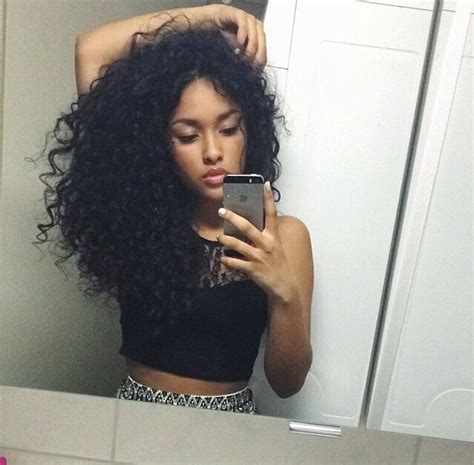 Natural Curls On Pinterest Natural Curly Hair Natural | natural curly hair curly heads pinterest