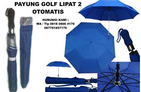 Payung Golf Lipat Buka Otomatis Payung Promosi jual payung golf lipat dua otomatis payung promosi harga murah tangerang oleh toko zeropromosi