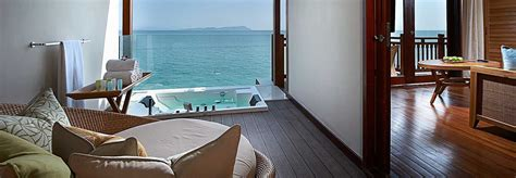 Fine Dining Floor Plan by Hotels In Langkawi Island Premier Suite On Water