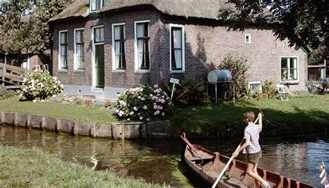 film giethoorn giethoorn the village in the netherlands with no roads