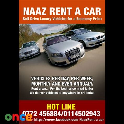 naaz rent  car colombo  oncelk find  services