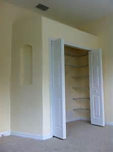 Interior services trim carpentry closets sheetrock