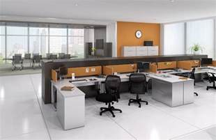 used office cubicle furniture office cubicles vs modular workstations furniture gallery