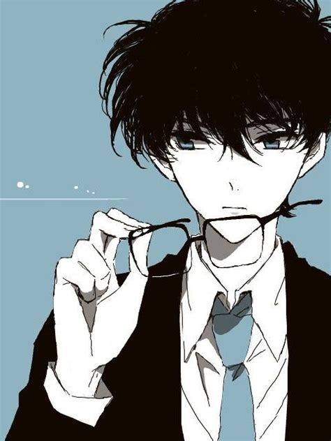 anime detective shinichi kudo of detective conan anime pinterest