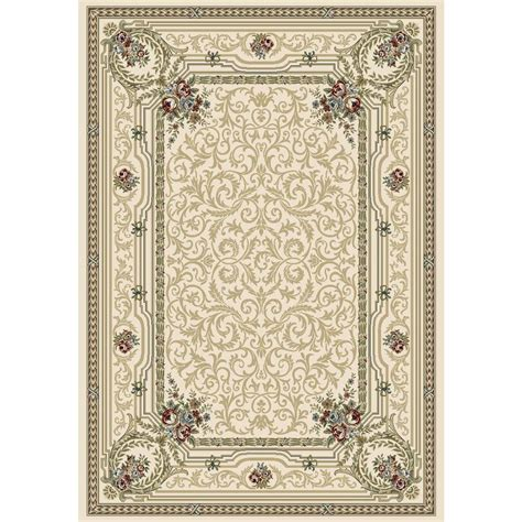 home decorators collection imperial ivory 3 ft x 5 ft home decorators collection bennett ivory 3 ft 11 in x 5