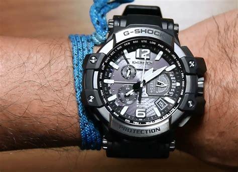 Jam Casio New G Shock Gpw1000 casio gravity master gpw 1000t 1a titanium indowatch