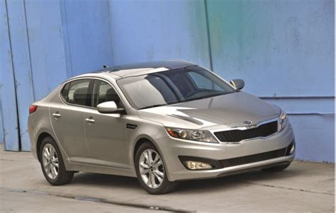 Are Kia Spectras Reliable 2011 Kia Optima Review Ratings Specs Prices And Photos