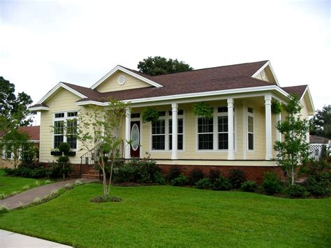 manufactured homes designs