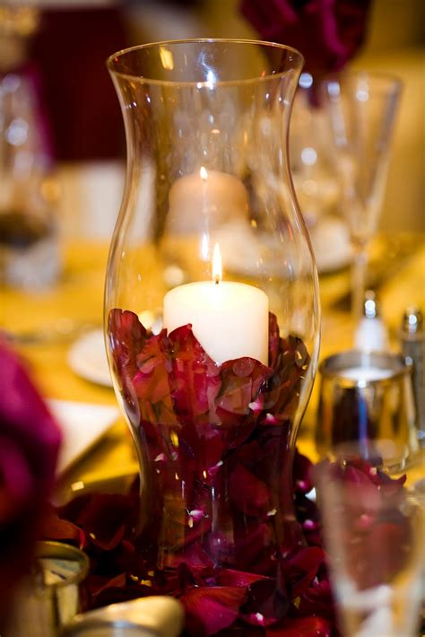 table centerpieces with candles flowers by erin attractive quot budget friendly quot centerpiece
