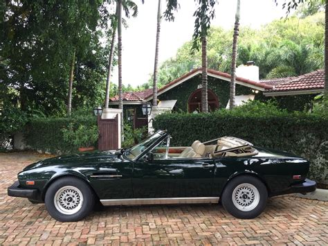 1988 Aston Martin V8 Volante Convertible for sale