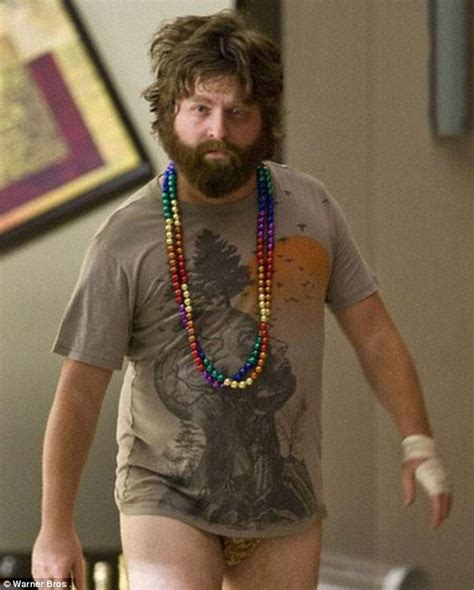 actor zach from hangover zach galifianakis lookalike who is living like alan from