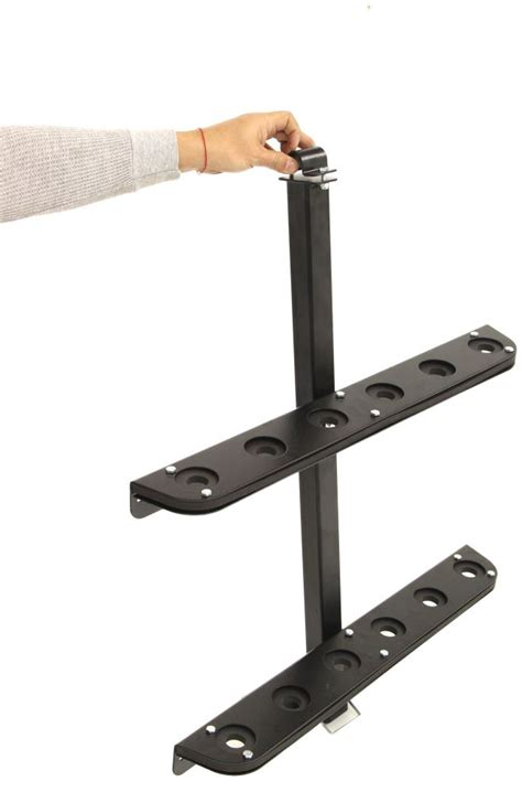 Shovel Rack For Truck by Reese Towpower Transrack Shovel Rack For Open Utility