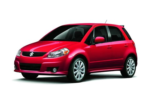 Reviews Of Suzuki 2012 Suzuki Sx4 Safety Review And Crash Test Ratings The