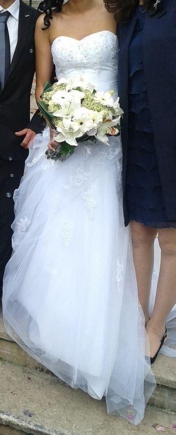 Robe De Mariée D Occasion 11 - gu 234 pi 232 re mariage sans bretelles