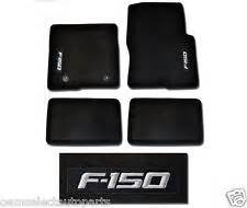 Floor Mats For 2012 Ford F 150 Crew Cab Ford F150 Floor Mats Ebay