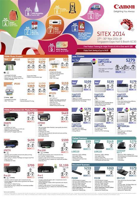 canon offers superadrianme sitex 2014 canon cameras and printers