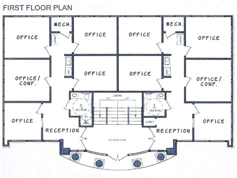 the floor plan of a new building is shown small commercial building designs small commercial office