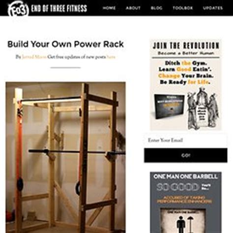 Build Your Own Rack workout pearltrees
