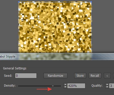 gold glitter pattern illustrator how to create a gold glitter texture with stipplism in