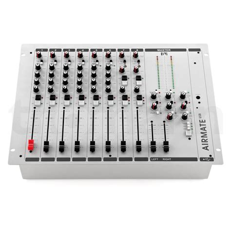 broadcast mixing console d r airmate professional broadcast mixing console