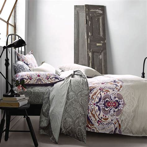 aesthetic white cotton bedding set ebeddingsets