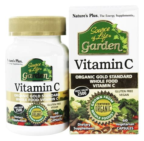 Garden Of Vitamin C by Buy Nature S Plus Source Of Garden Vitamin C 60
