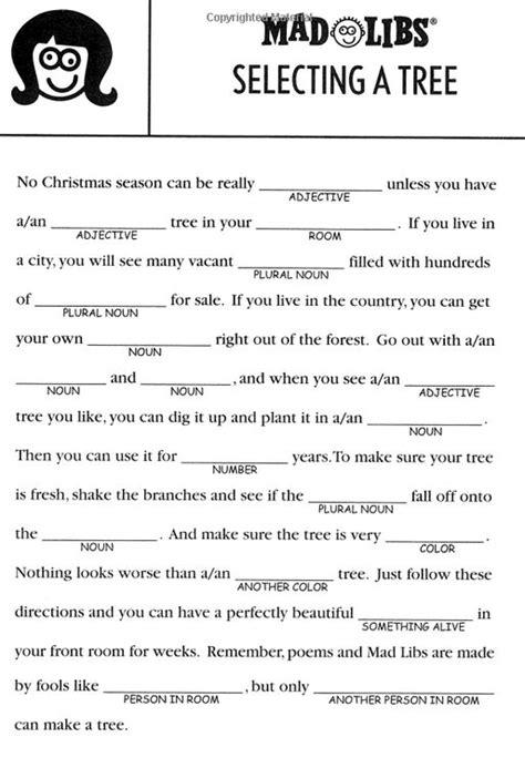 printable mad libs best 25 christmas mad libs for kids ideas on pinterest