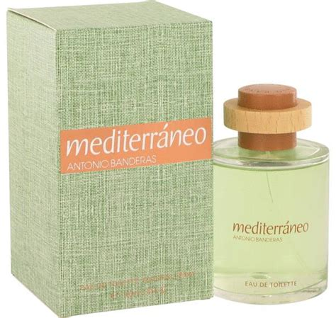 Antonio Cologne For By mediterraneo cologne for by antonio banderas