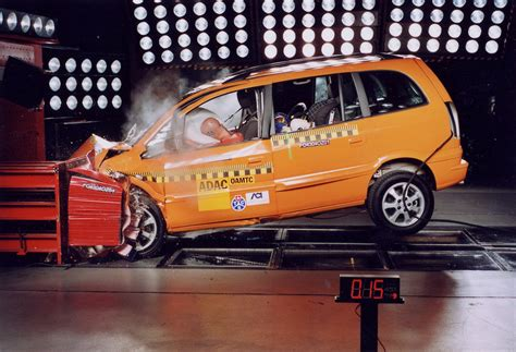 crash test 5 safety ratings test procedures