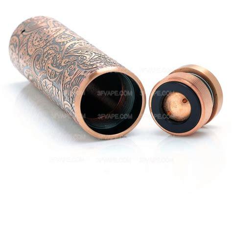 Rogue Usa Mech Mod 1 rogue usa style 18650 copper engraved