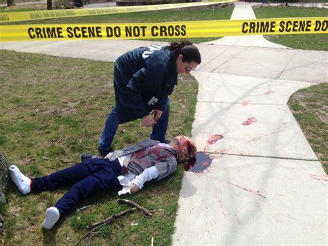 criminal justice crime scene  farmingdale state college