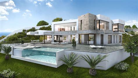 villa home houses villas moraira ref ve 36030 costa blanca real
