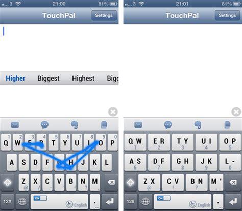 touchpal apk touchpal keyboard escribe deslizando tu dedo apk