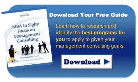 Mba To Management Consulting by Usc Marshall School Of Business And Management Consulting