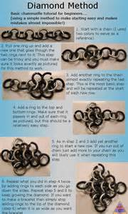 Where To Buy Chain For Jewelry Making - beginner chainmaille tutorial by terreflare on deviantart
