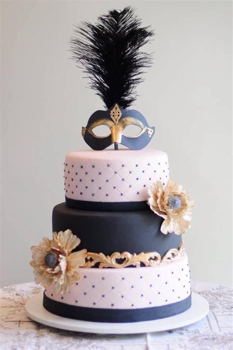 mask cake   masquerade cakes masquerade party