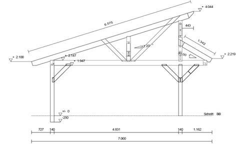 Plan 888 15 by Pultdach 6 00 X 7 00 Preise