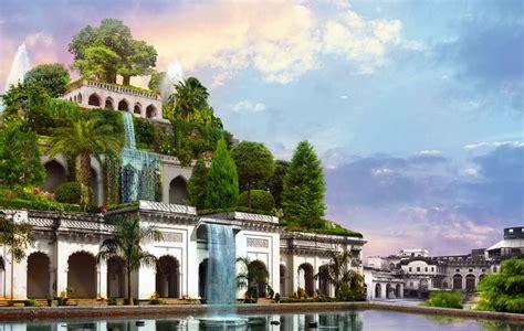 giardini pensili foto giardini pensili di babilonia
