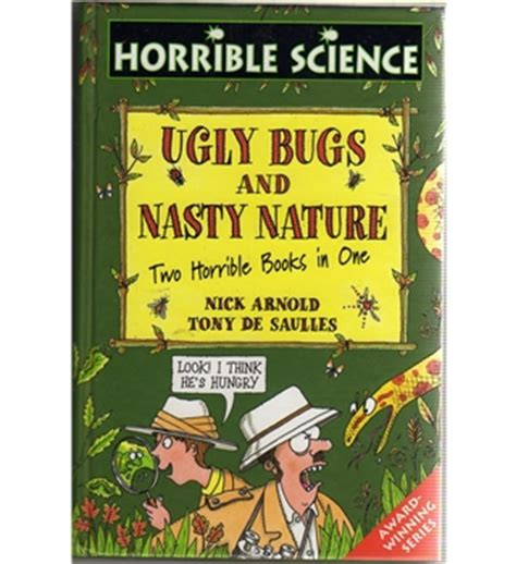 Bugs And Nature Horrible Science horrible science bugs and nature hb book oxfam gb oxfam s shop