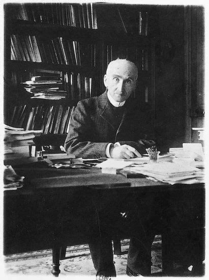 Encyclopédie Larousse en ligne - Henri Bergson