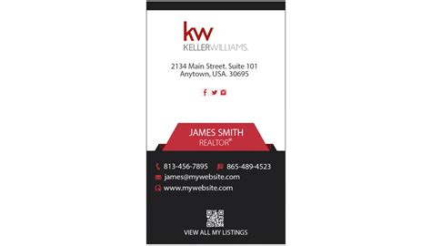 template for the back of the card keller williams keller williams business cards keller williams business