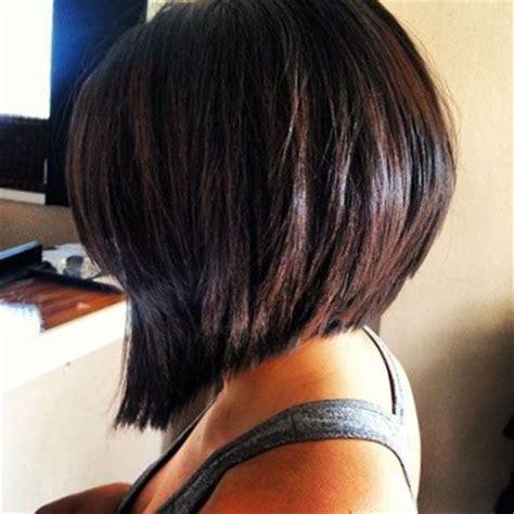 coiffure carre plongeant court tendances 233 t 233 2017