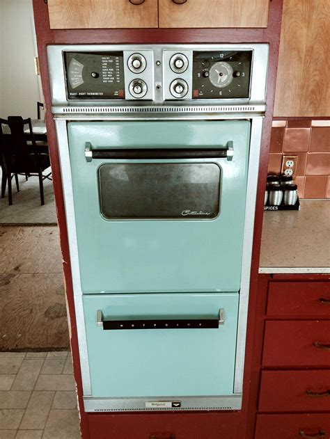 Wall Oven 1950s wall oven images